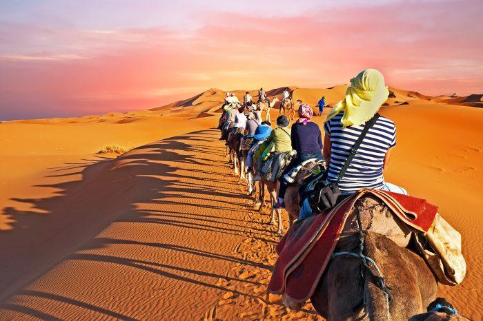 Marokkó um páskana