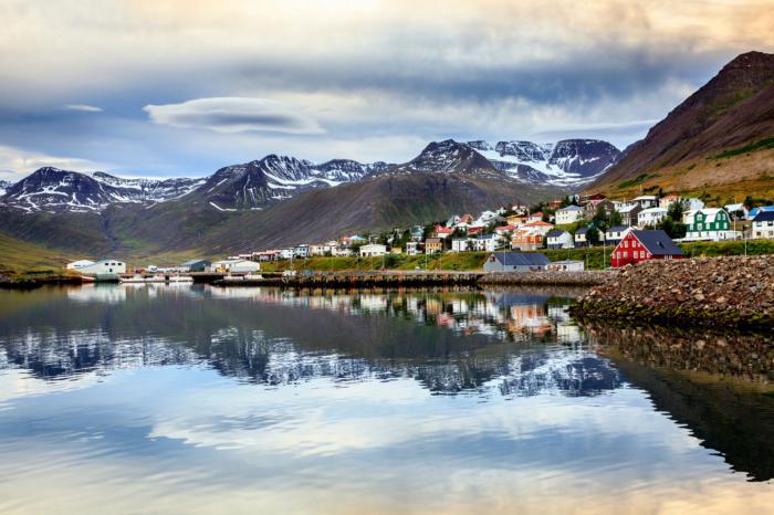 Kvennagöngur með Fjallastelpum á Siglufirði 7. – 10. október 2021
